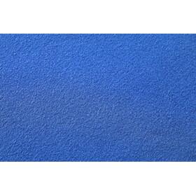 CAMPZ Mikrofaser Handtuch 60x120cm blau